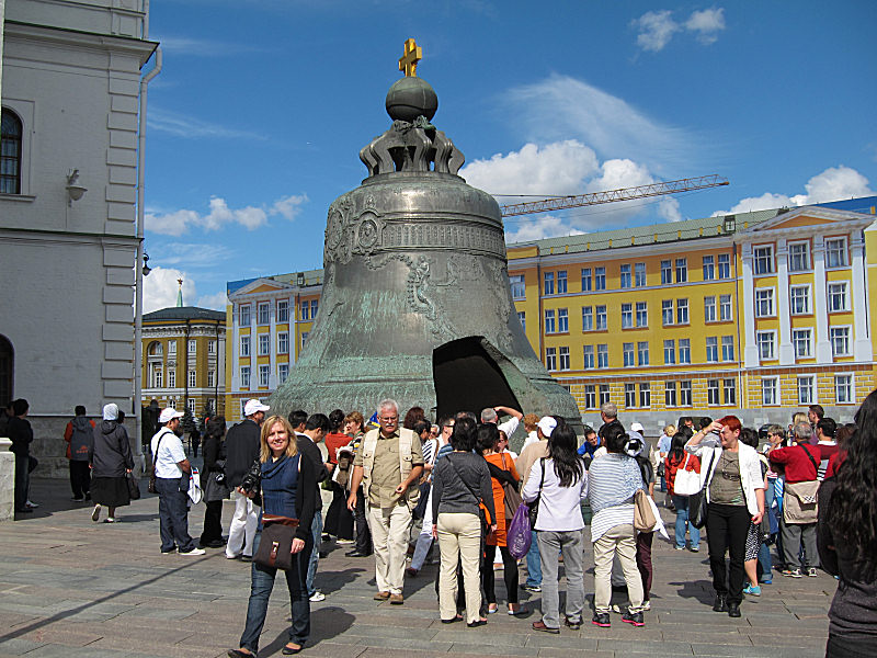 13_Big_bell_in_the_Kremlin_with_fancy_covering_on_building_being_renovated_in_the_Kremlin.jpg